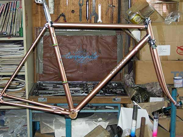 自転車の 自転車 塗装 : 周回賞と当時最強のシマノ ...